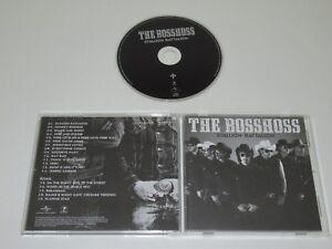 The Bosshoss / Stallion Batallón (Universal/Island 0602517873384) CD Álbum