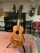 1930's Gene Autry Round-Up Parlor Guitar