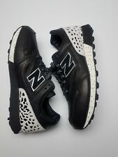 New Balance x Undefeated Trailbuster Black Mens Shoes Brand New sz 8.5 TBTBUD