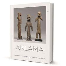AKLAMA Collection HORST ANTES  ART PREMIER AFRIQUE ADAN ADA EWE GHANA EHTNOLOGIE