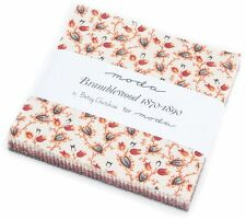 Bramblewood Moda Charm Pack 42 100% Cotton Fabric 5