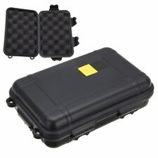 Waterproof Shockproof Outdoor Survival Container Storage Case Carry Box L Size