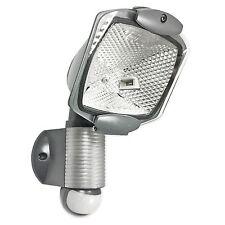 ENERGY SAVING 120w FLOOD LIGHT WITH MANUAL OVERRIDE PIR SENSOR SECURITY DETECTOR