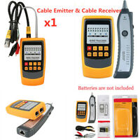 1xCar Cable Wire Tracker Short&Open Circuit Finder Tester Detector Portable Kit