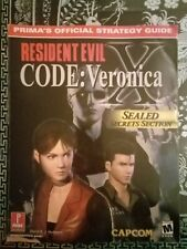 Bradygames Resident Evil Code Veronica X Strategy Guide