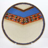 """Vintage Mikasa Indian Feast Tepee DE853 Dinner Plate 10 7/8"""" Japan EUC"""