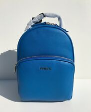 FURLA Frida Royal Blue Backpack Bag New With Tags RRP £331