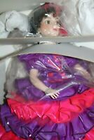 "Madame Alexander Doll Carnival In Rio LARGE 21"" Limited Edition In Box"