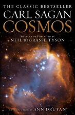 Cosmos by Carl Sagan (2013, Paperback) with a foreward by Neil deGrasse Tyson