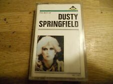 "DUSTY SPRINGFIELD ""THE BEST OF"" RARE MUSIC TAPE 21 SONGS VERY RARE SCARCE ASIAN*"
