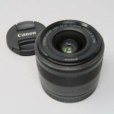 Canon EF-M 15-45mm F/3.5-6.3 IS STM Lens for EOS M M2 M3 - Sale!