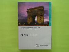 DVD NAVIGATION MERCEDES BENZ AUDIO 50 APS 2012 A B E GL M R VIANO NTG 2.5 TÜRKIS