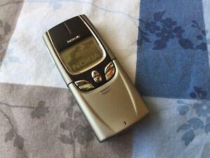Nokia 8850 - Silver (Unlocked) Cellular Phone