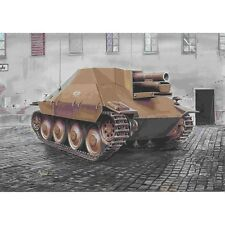 CHAR LEGER ALLEMAND 15cm sIG 33 Ausf JgdPz - KIT ATTACK HOBBY KITS 1/72 n° 72810