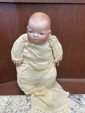 """16"""" Bisque 1920's BYE-LO BABY Grace S Putnam Germany BLUE rolling eyes"""