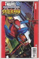 "Ultimate Spider-Man #1 Marvel Comics 2000 ""Powerless"""
