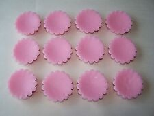 12 Tarts - Wax Melts - Hand Poured - Super Scented - 12 Pink Sugar