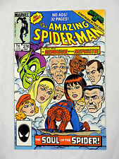 THE AMAZING SPIDER-MAN #274 Marvel Comic Book (NM/VF) Beyonder / Mephisto