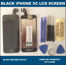 "Completo Para iPhone 5C LCD Pantalla Digitalizador Repuesto Original OEM Negro 4"""