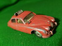 Corgi toys 213 Jaguar 2.4 ltr Fire Chiefs car vintage Diecast Model Car