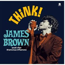 LP James Brown and the Famous Flames  think! - 8436542017862
