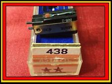 New Astatic 438 Cartridge with Needle/Stylus Webster B3 B300 B302 Jensen H 48