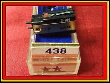 New Astatic 438 Cartridge with Needle/Stylus Webster B3 B300 B302 Jensen H 48