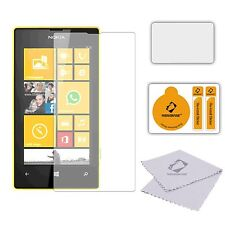 3 x Screen Covers Guards Films for Nokia Lumia 520 - phone accessory