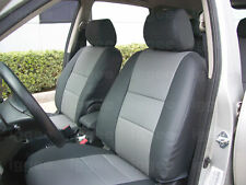 TOYOTA MATRIX 2004-2011 IGGEE S.LEATHER CUSTOM SEAT COVER 13COLORS AVAILABLE