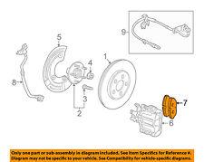 JAGUAR OEM XJ8/S-Type Non S/C Brake-Rear Pads C2C40194