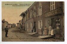 SAINT MARD SUR LE MONT  Marne CPA 51 Magasin goulet turpin rue de la marnotte