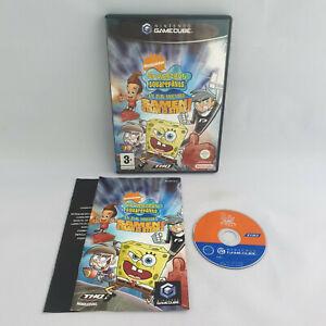 Nintendo Gamecube - Sponegbob Squarepants and Friends Unite