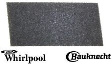 WHIRLPOOL 481010354757 Filtre HX seche linge condenseur BAUKNECHT IGNIS