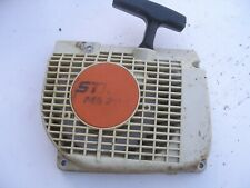 OEM STIHL MS290 chainsaw RECOIL PULL STARTER  MS 290 390  NOT CHINA COPY #2