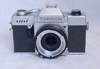 TOPCON UNI Vintage 35mm Film Camera Body Tokyo Kogaku Japan