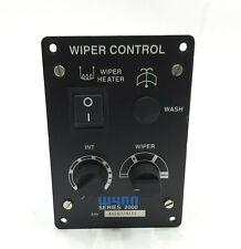 Wynn series 2000 301-101 Wiper Control Marine Ships boats Wiper Control Units