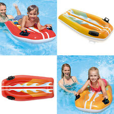 Intex Inflatable Joy Rider Surf Beach Summer Toy Ride On Lilo Lounger