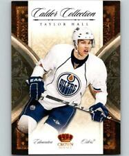 (HCW) 2010-11 Panini Crown Royale Calder Collection #6 Taylor Hall RC 40/99