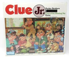 Clue Jr Case of The Missing Cake Game 2005 - EX 100 Complete