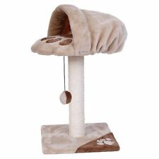 Rosewood CatWalk Athens Anti-Scratch Catnip Scratch Post With Hood - NQP