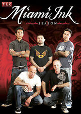 Miami Ink - Season 1, New DVDs