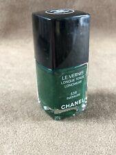 Chanel Le Vernis Longwear 536 Emeraude