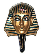 King Tut Egyptian Mask Egypt Pharaoh Tutankhamun Mummy Face Costume Cosplay