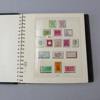 Briefmarken Album Briefmarkenalbum 1972 - 1979 Bundesrepublik Deutschland (Z)