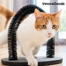 Massage und Fellpflegebogen für Katzen