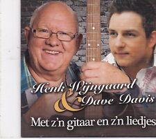 Henk Wijngaard&Dave Davis-Met Zn Gitaar En Zn Liedjes cd single