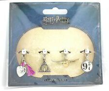 Harry Potter Jewelry Selling Off Collection Silver Charm Bead Set