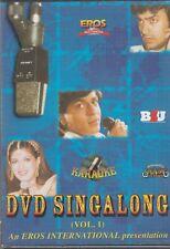 Dvd Sing along  [karaoke Dvd] Songs of Pardes,Kareeb,Mann,Raja Hindustani More