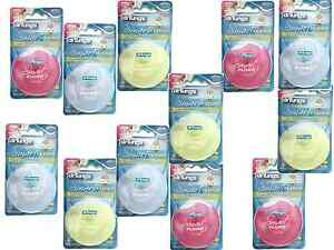 12 x 27m Dr Tungs SMART Dental Floss - Removes 40% More Plaque