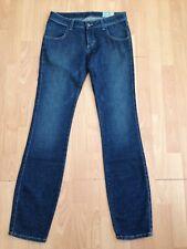 SIWY MICHELLE Ladies Contoured Slim Indigo Jeans @ Size 28 UK 12 Designer